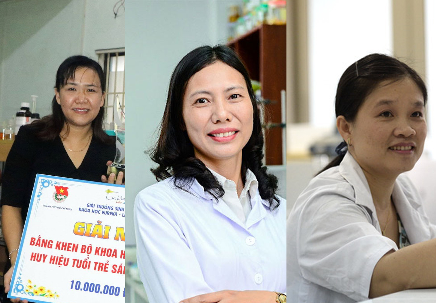 Three Vietnamese women named in list of Asia's outstanding scientists