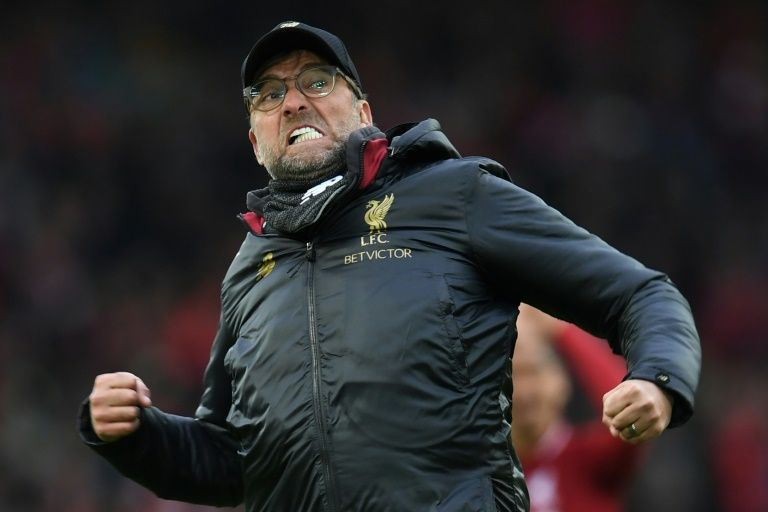 Liverpool take centre stage as title countdown recommences