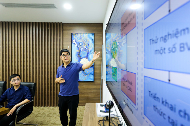 Hanoi hospitals trial Vingroup's AI-based solution in medical imaging analysis