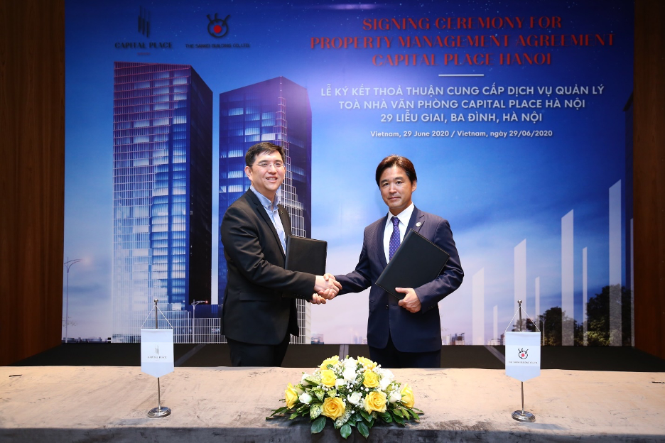 The Sankei Building appointed to deliver property management services for Capital Place