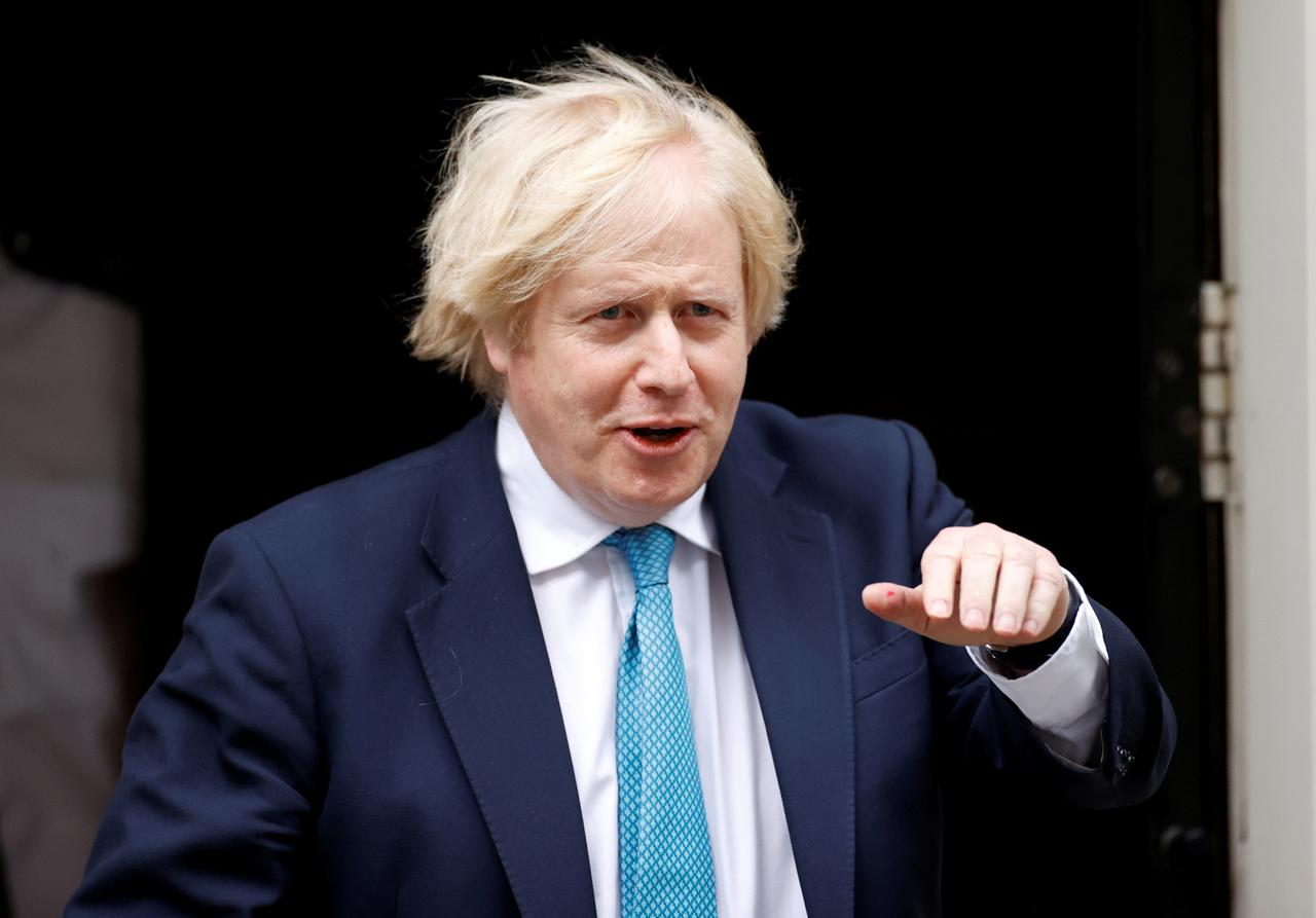UK PM Johnson's answer to COVID-19 downturn: 'Build, build, build'