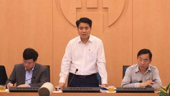Hanoi seeks to nominate chairman for prestigious Labor Order after successful COVID-19 fight