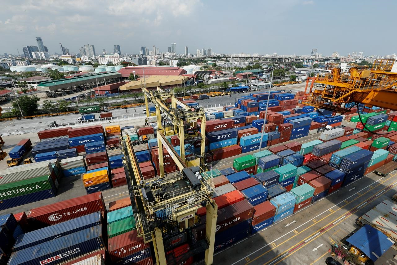 World Bank sees Thai economy shrinking by at least 5% this year