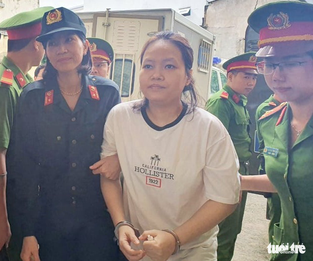 Women get death, jail terms in 'corpse-in-concrete'case in southern Vietnam