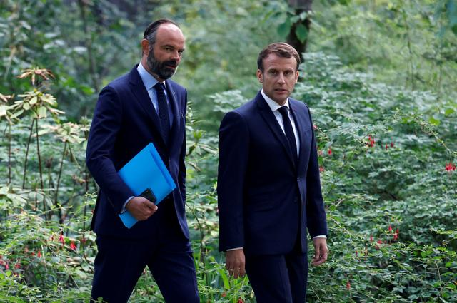 French government resigns as Macron acts to recast presidency