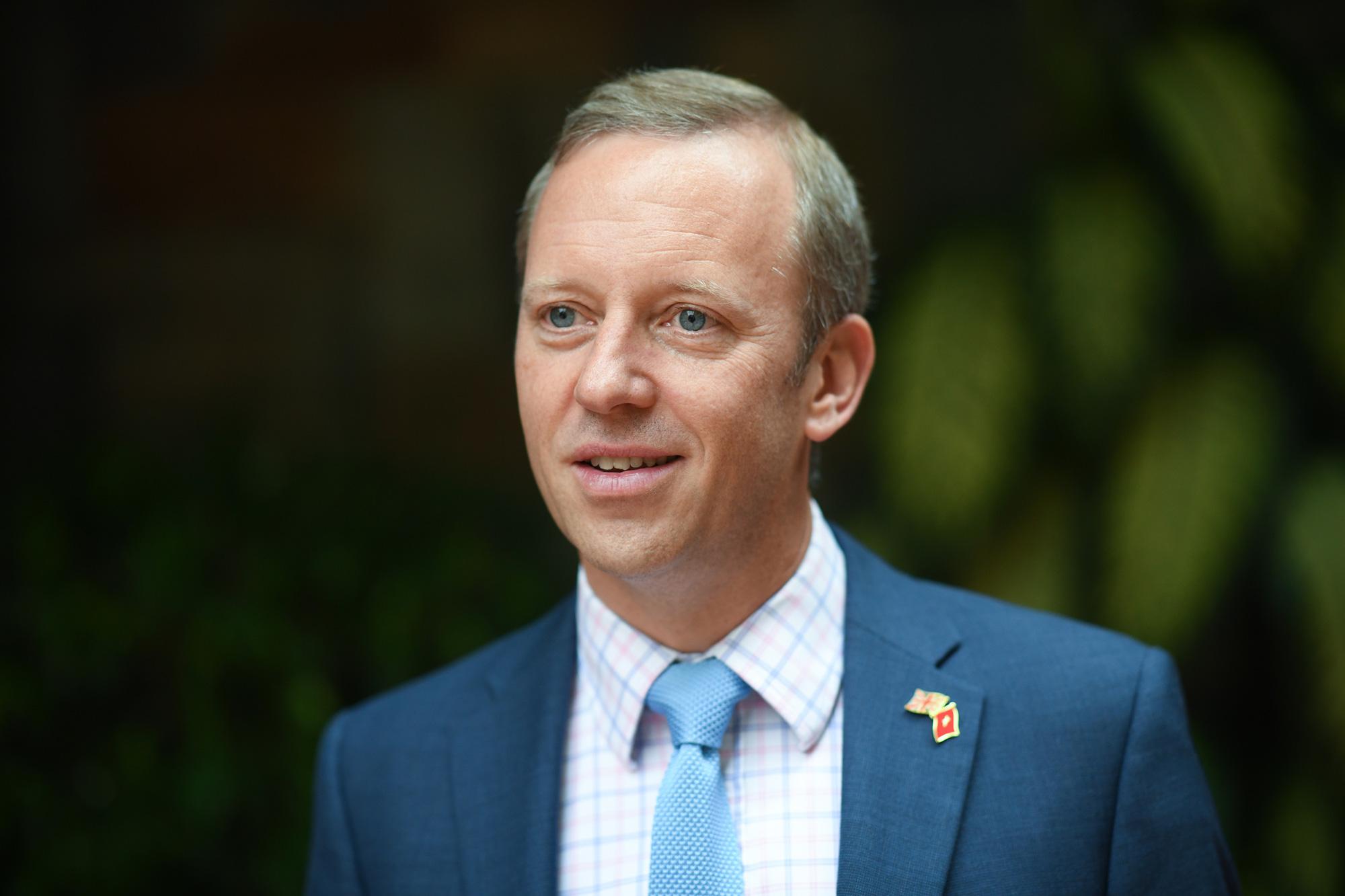 UK open to receive int'l students despite COVID-19: ambassador