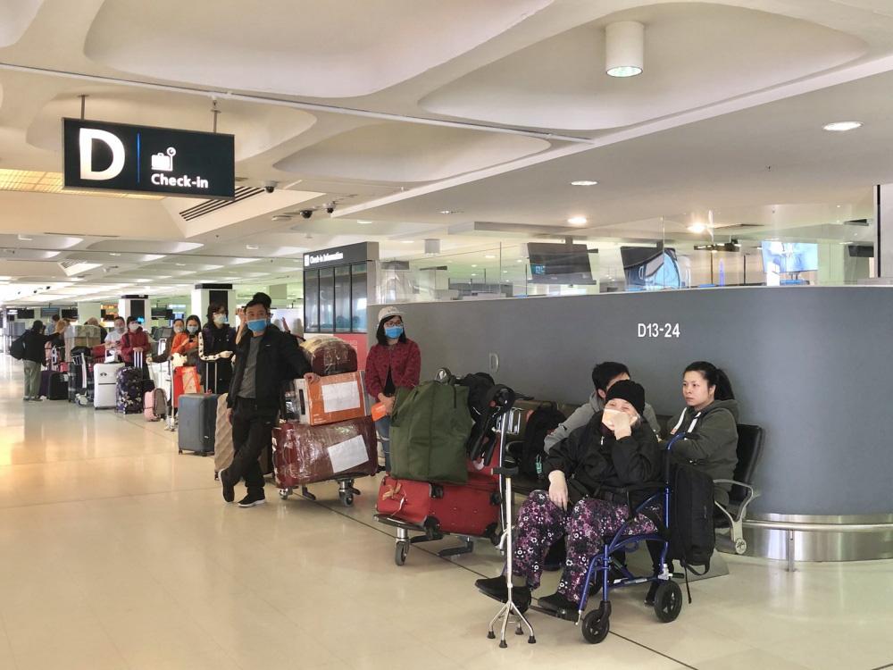 Vietnam brings home 350 citizens from Australia, New Zealand