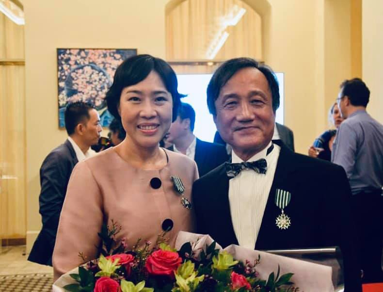 Two Vietnamese awarded France's Order of Arts and Letters