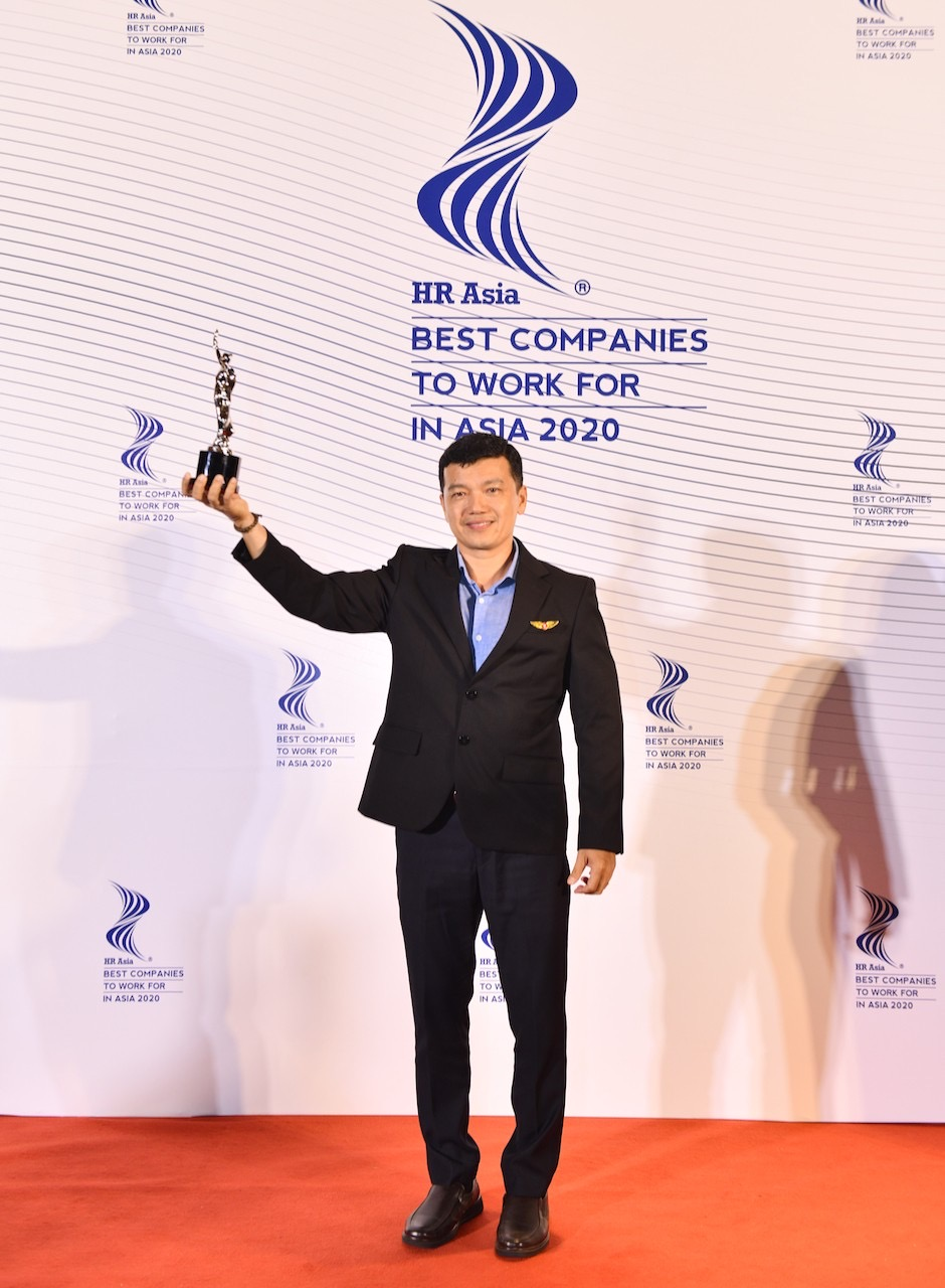 Vietjet among 'Best Companies to Work for in Asia'