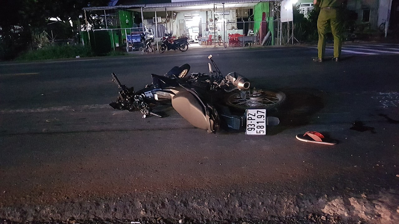 Drunk motorcyclist collides with woman, baby, killing 3 in Vietnam