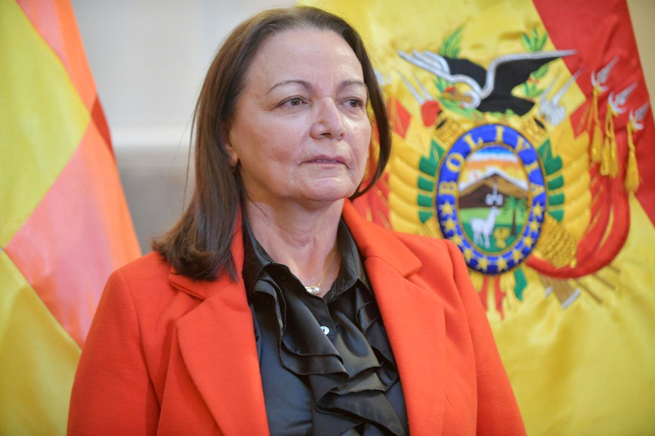 Bolivia's health minister tests positive for COVID-19