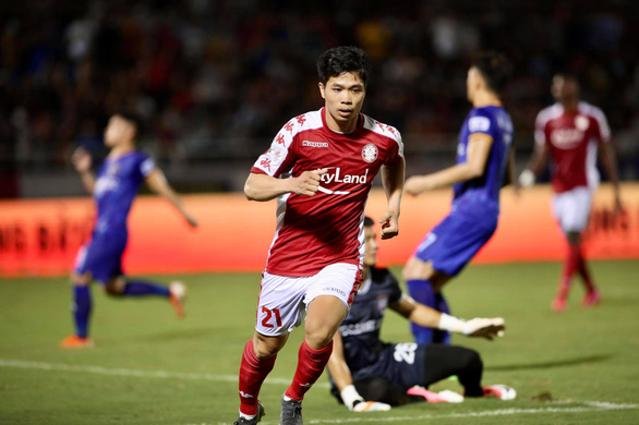 Star striker's goal fails to help Ho Chi Minh City FC level in V-League 1 home game