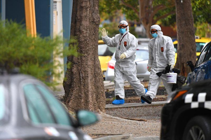 Australia's second largest city heads back into coronavirus lockdown
