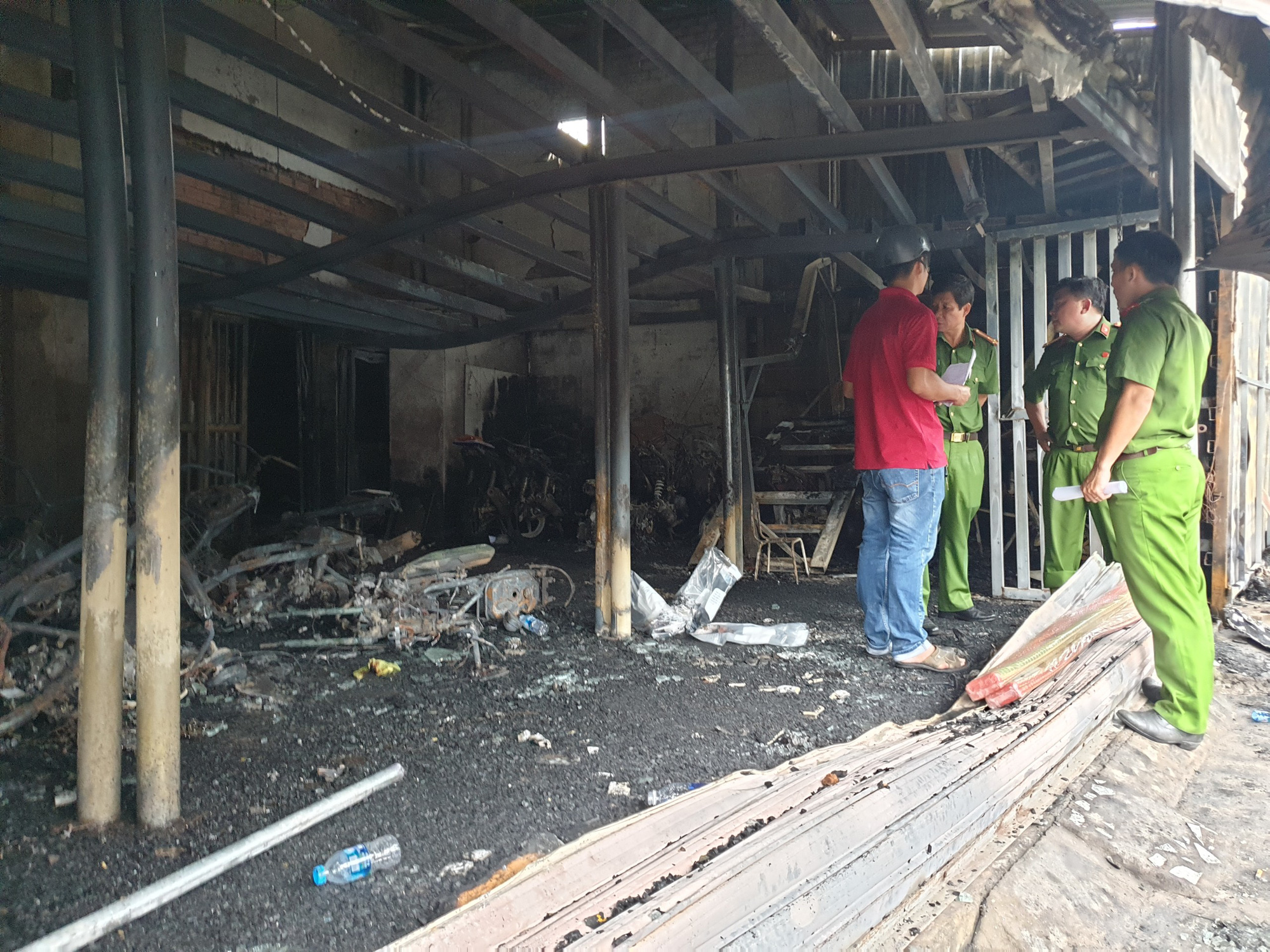 Three killed in house fire over alleged love conflict in southern Vietnam
