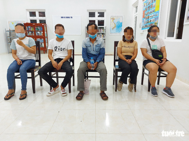 11 found illegally entering Vietnam from Cambodia
