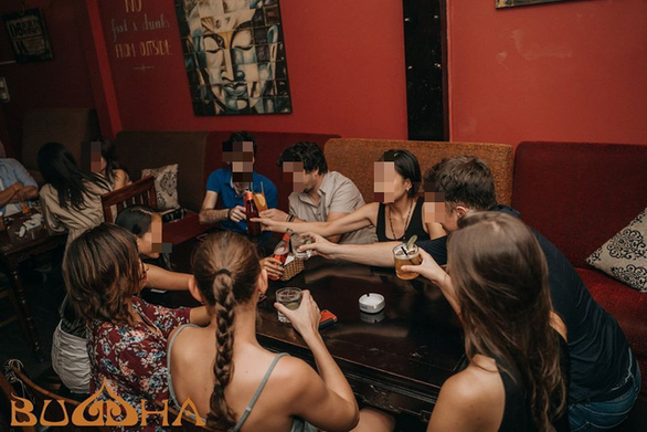 Buddha bar, once Saigon's COVID-19 epicenter, changes name, removes religious theme