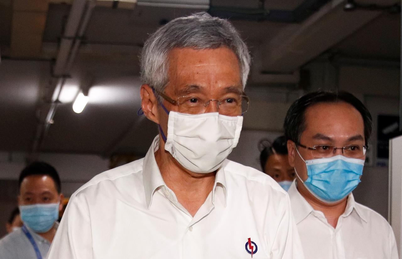 Singapore's ruling PAP cedes ground to opposition in pandemic poll
