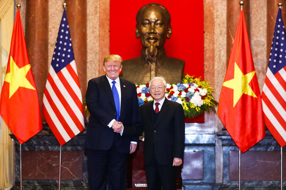 US commemorates 25 years of diplomatic relations with Vietnam