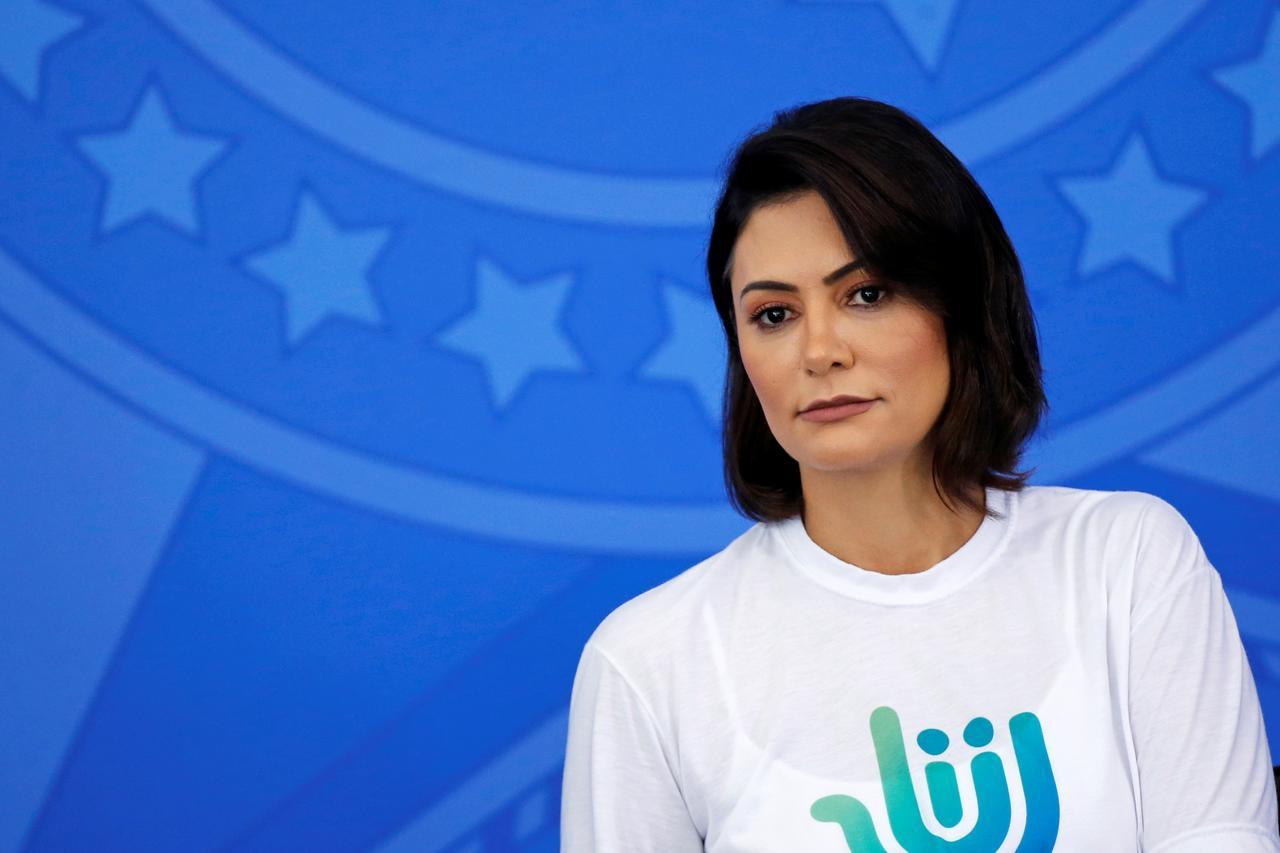 Wife of Brazil's Bolsonaro, and her two daughters, test negative for coronavirus