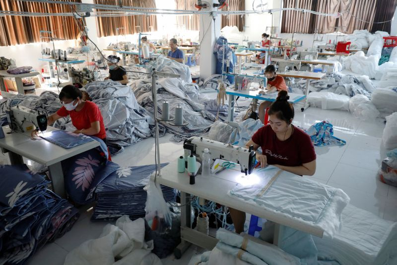 Vietnam says 31 million workers impacted by pandemic, risk of rising unemployment