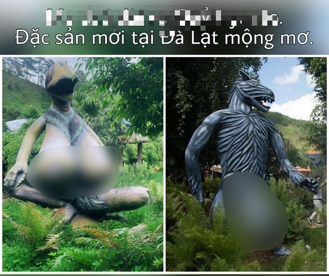 In this screenshot, photos of the Quy Nui-Suoi Ma tourist attraction are posted to the Facebook account of Do Khoi Nguyen.