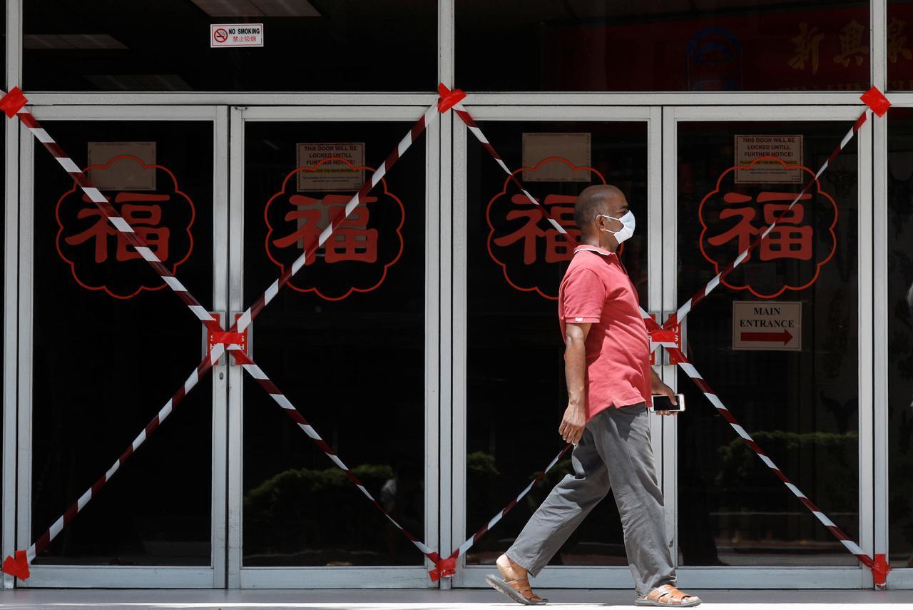 Singapore economy enters recession, second quarter GDP plunges record 41.2%