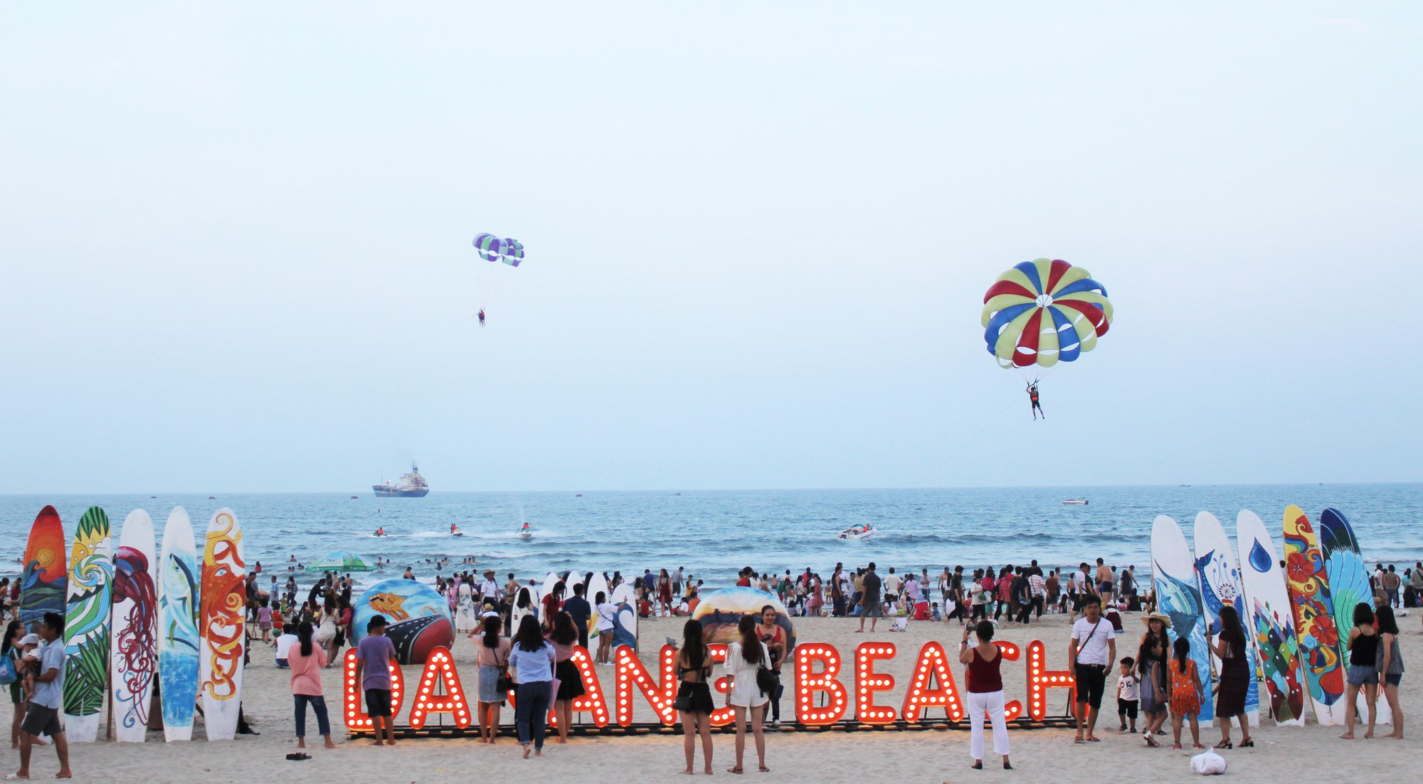 Indulge in water sports at forthcoming Da Nang Fantasticity Festival 2020