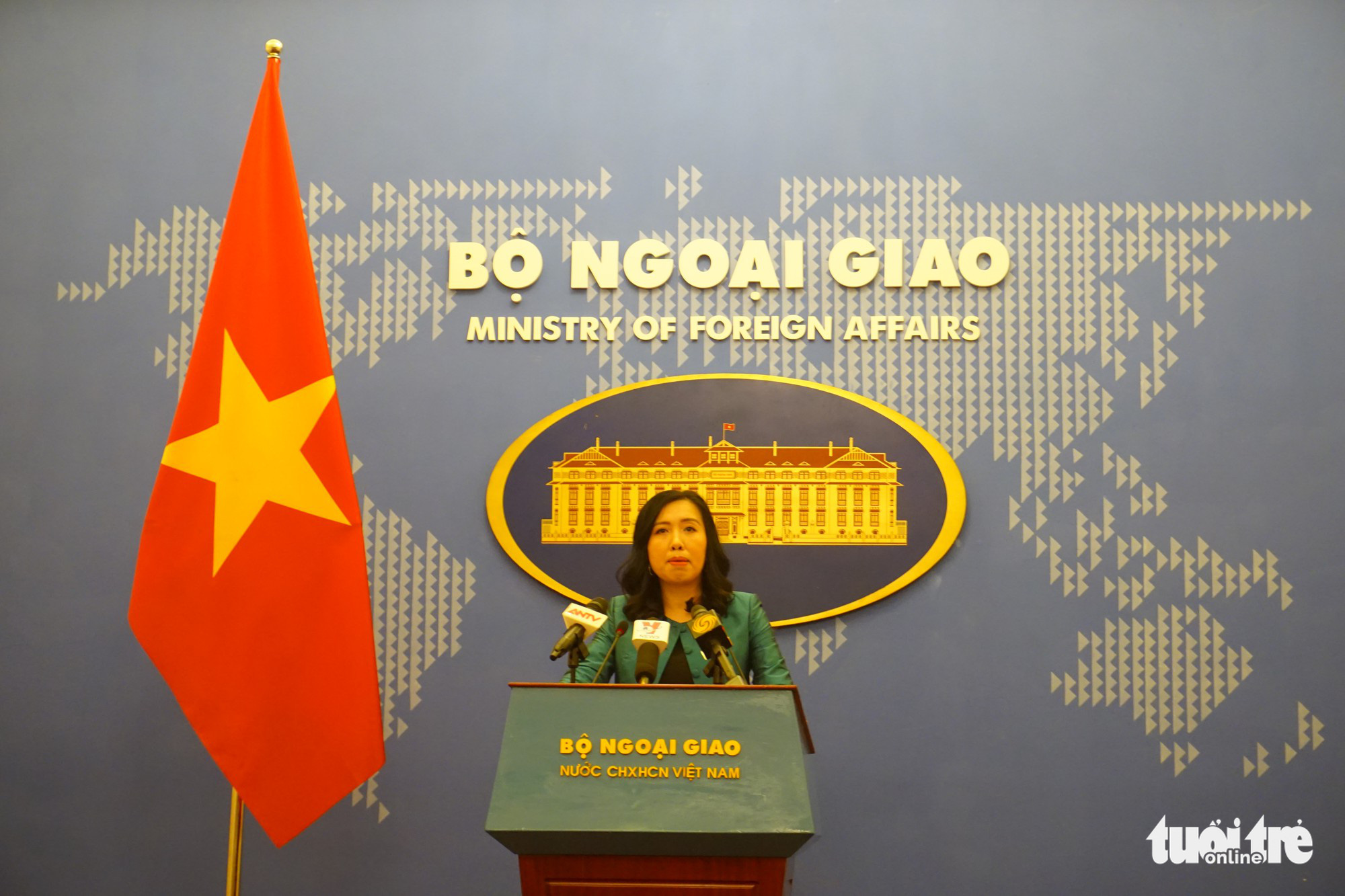 Vietnam welcomes countries' East Vietnam Sea stances in line with international law