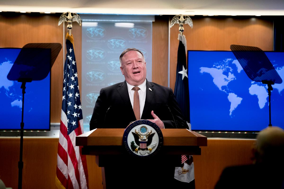 U.S. to back nations that say China violated their East Vietnam Sea claims
