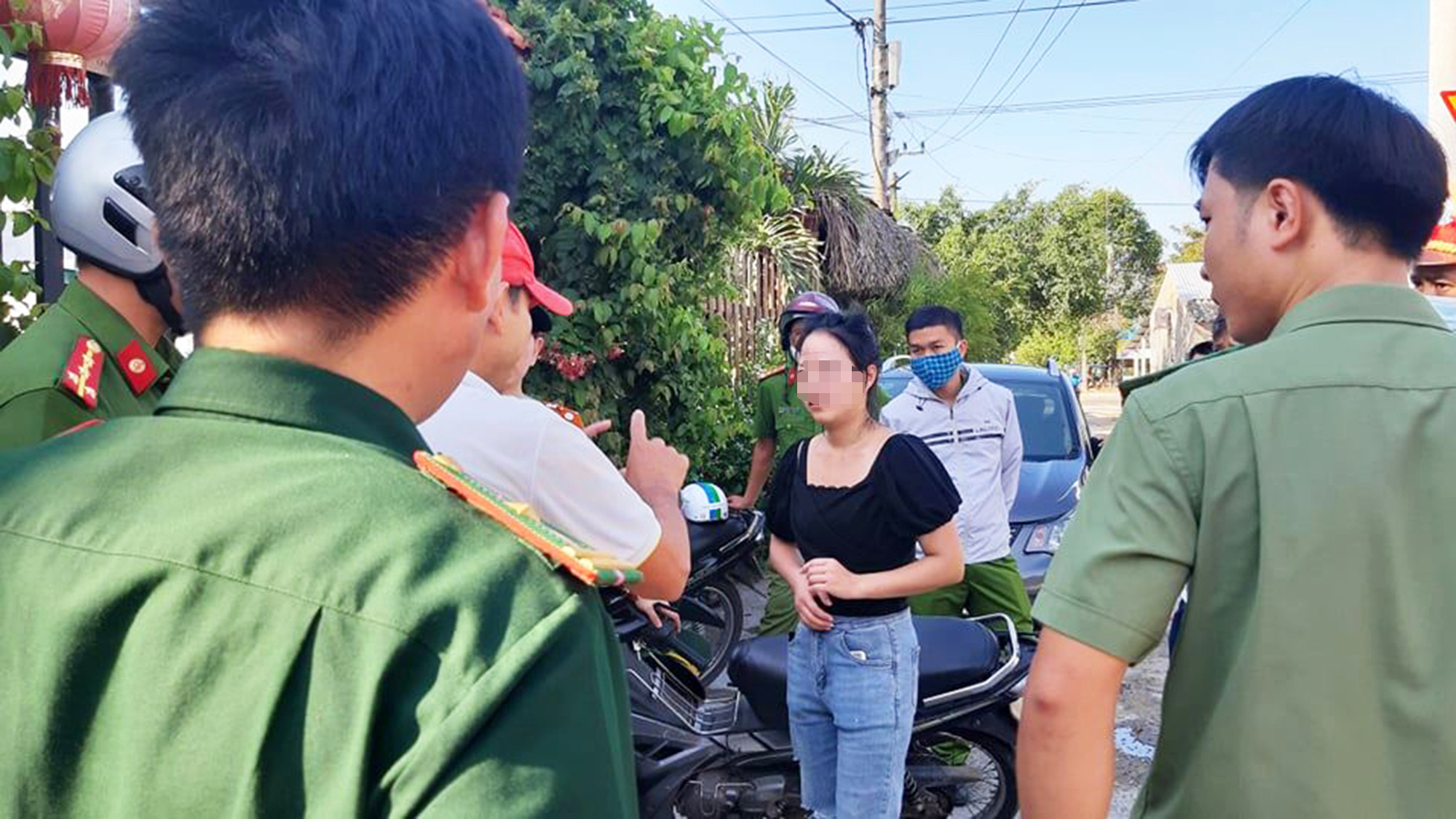 Authorities quarantine 21 Chinese citizens after villa raid in central Vietnam