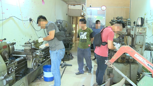 Police bust illegal gun making facility in northern Vietnam