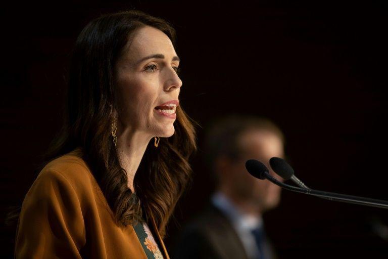 New Zealand's Ardern sacks minister over office affair