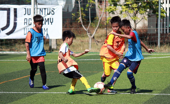 Vietnamese youth football hampered by lack of recruitment mechanism