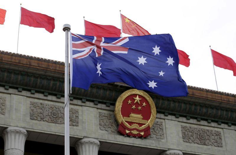 Australia says China's East Vietnam Sea claims are unlawful