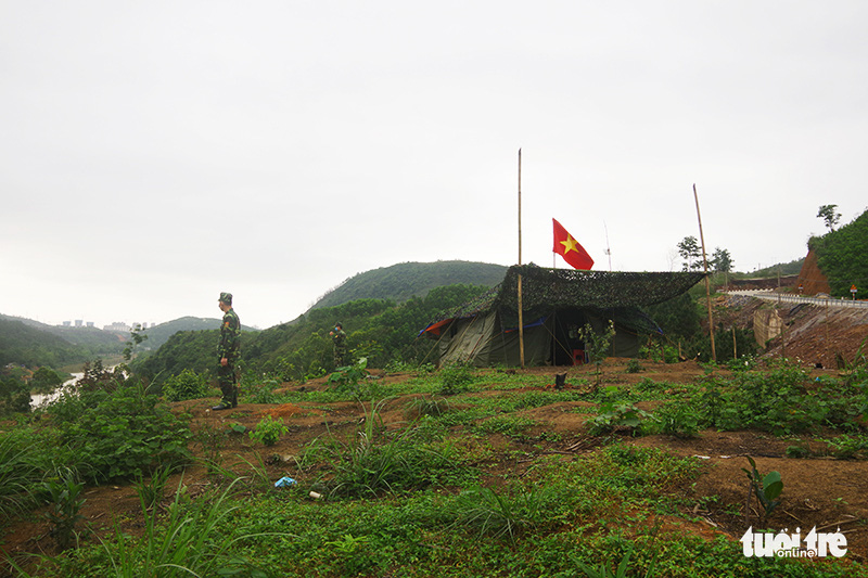 Illegal entry along China border threatens to undermine Vietnam's COVID-19 prevention feats