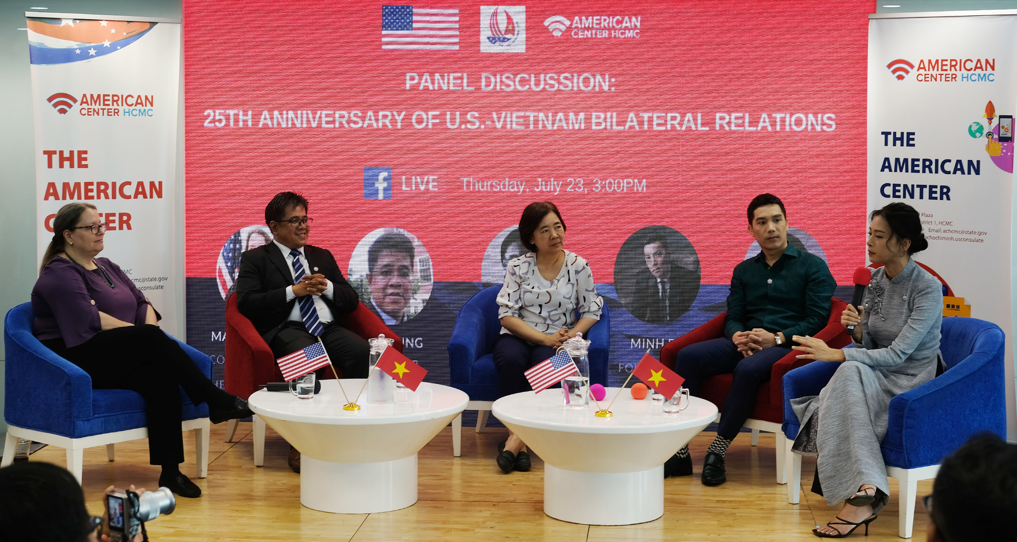 After 25 years, US views Vietnam as trusted partner