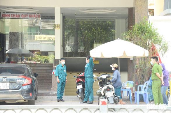 Ho Chi Minh City isolates hotel where suspected coronavirus patients stayed