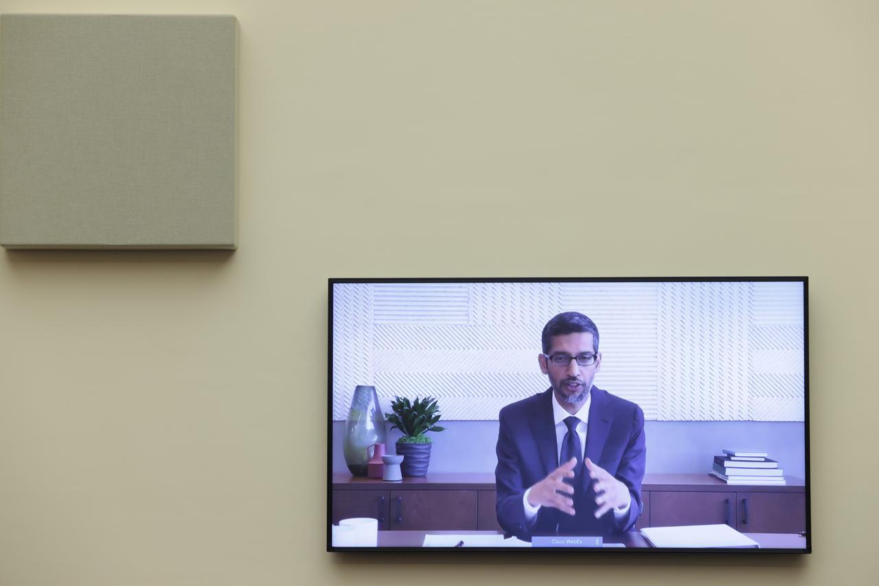 At big tech hearing, non-denials speak louder than words
