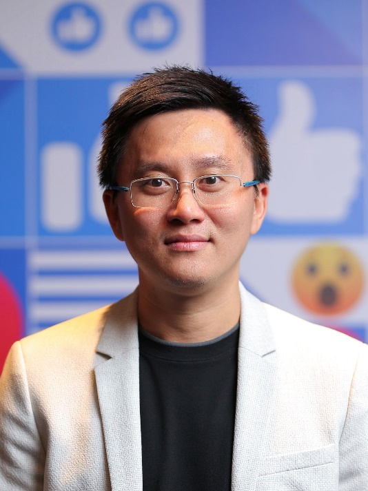 Khoi Le, head of Business and Solutions at Facebook