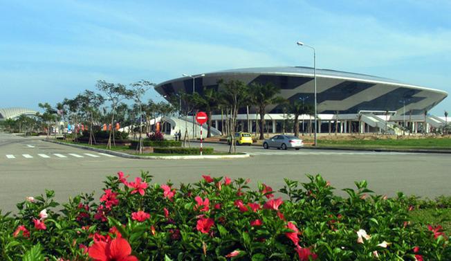 Da Nang to establish makeshift COVID-19 hospital at local sports center