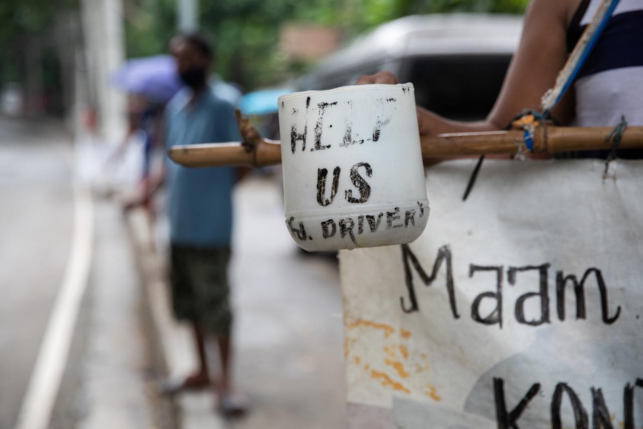 Southeast Asia poverty to surge in 'socio-economic crisis': U.N.