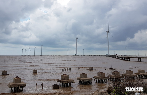 Thai firm eyes investment in Laos wind farm to sell electricity to Vietnam