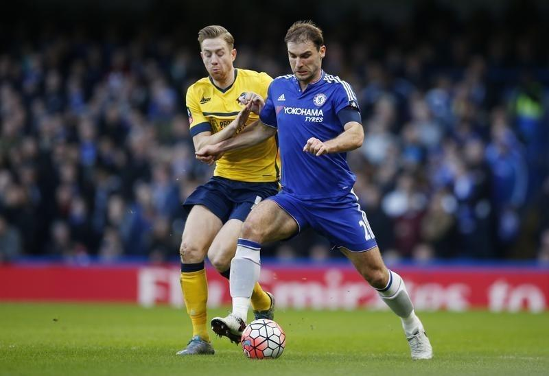 Former Chelsea star Ivanovic's Facebook account allegedly hacked by Vietnamese