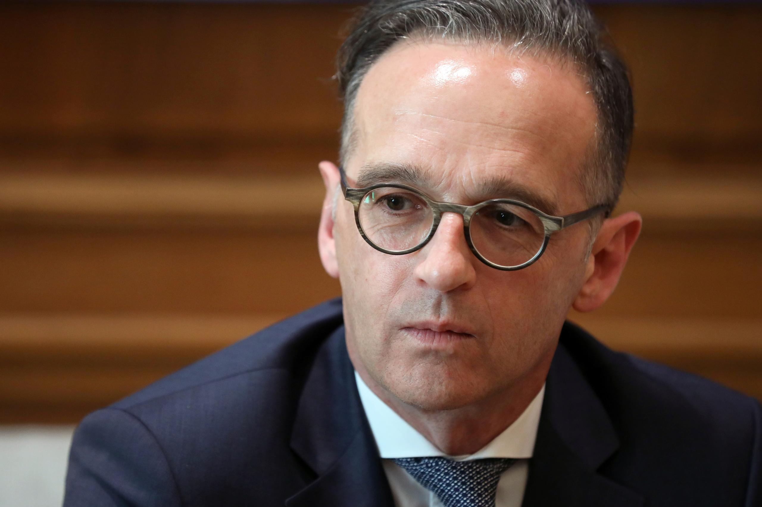China embassy criticizes Germany's suspension of extradition treaty with Hong Kong