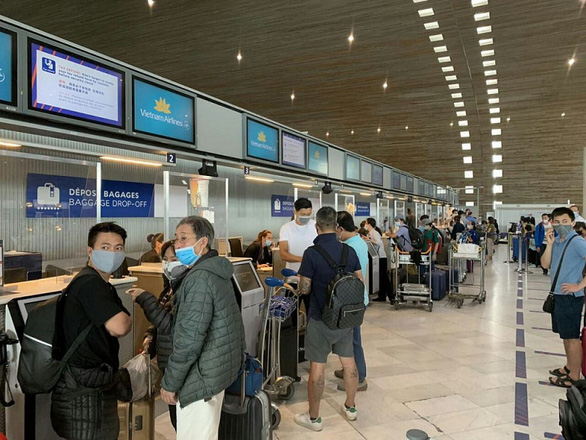 Over 500 Vietnamese citizens flown home from 25 countries