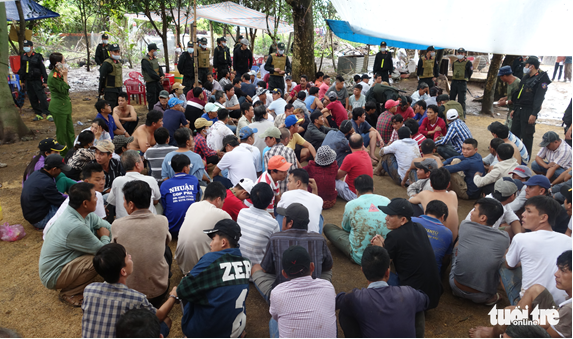 Over 150 gamblers arrested in large-scale ring near Cambodia