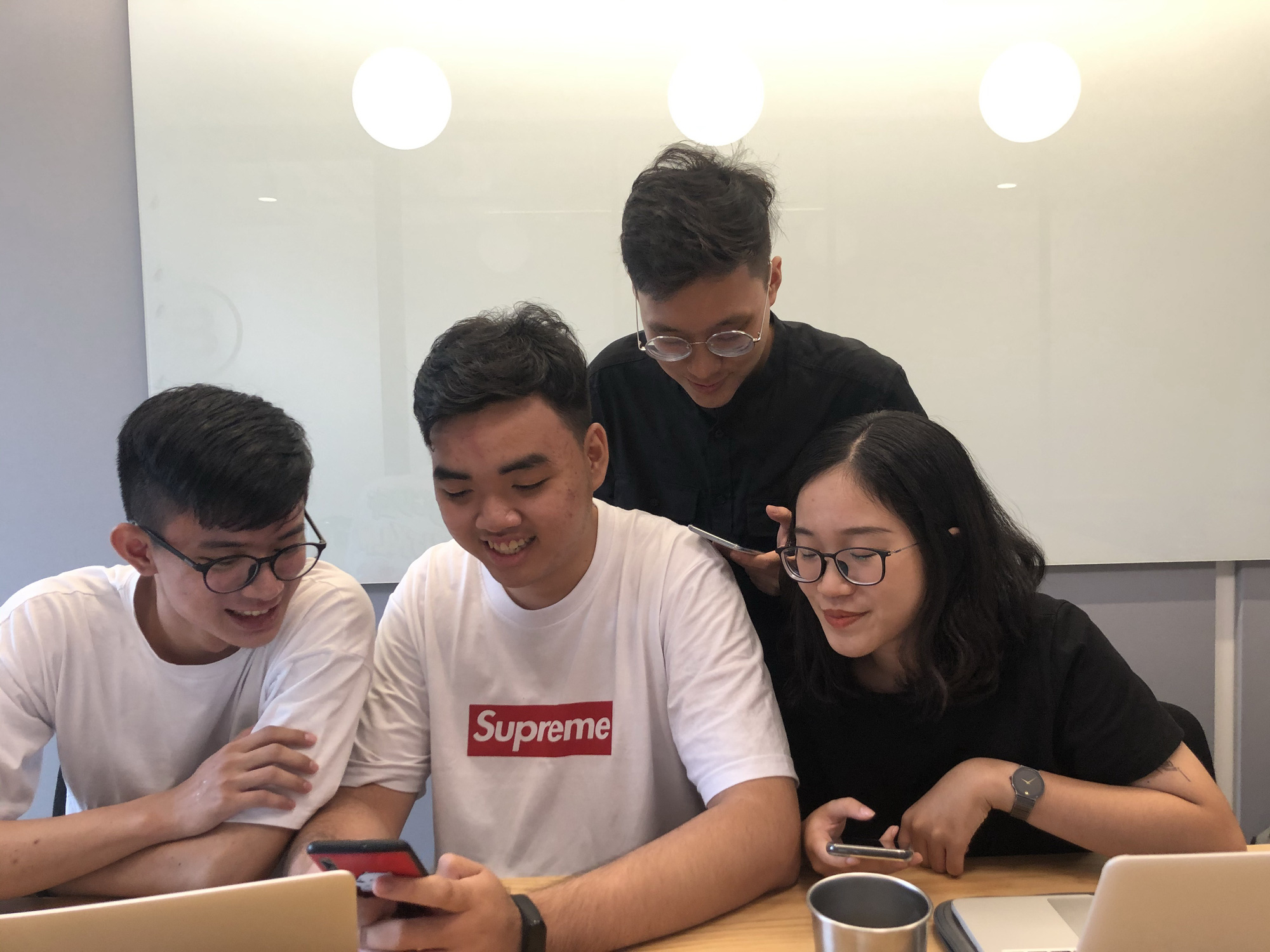Someone to talk to: Young Vietnamese launch mental health app to support peers