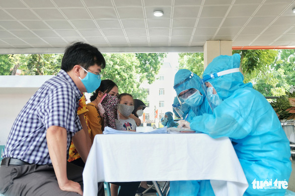 Vietnam adds five COVID-19 cases Saturday morning, including two imported