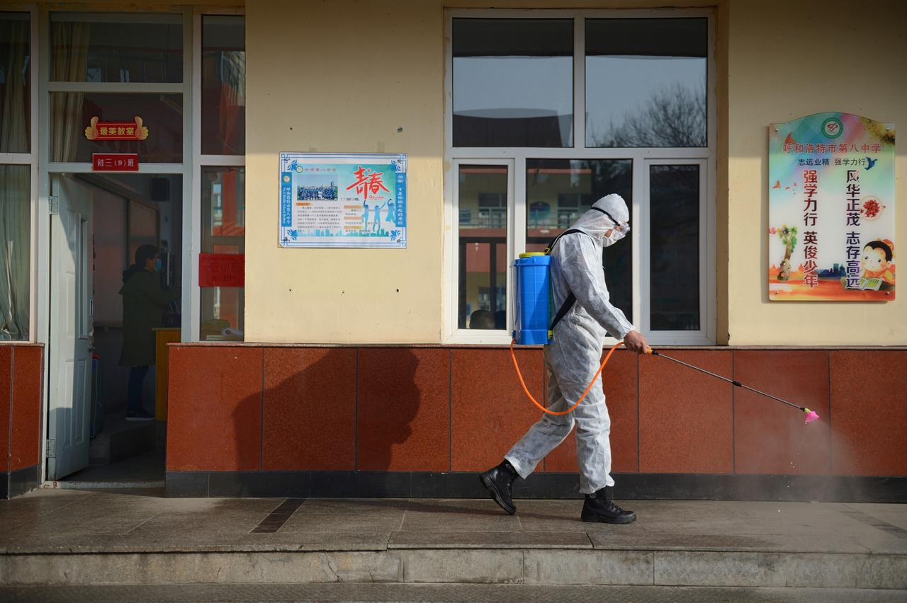 City in China's Inner Mongolia issues warning after bubonic plague patient dies