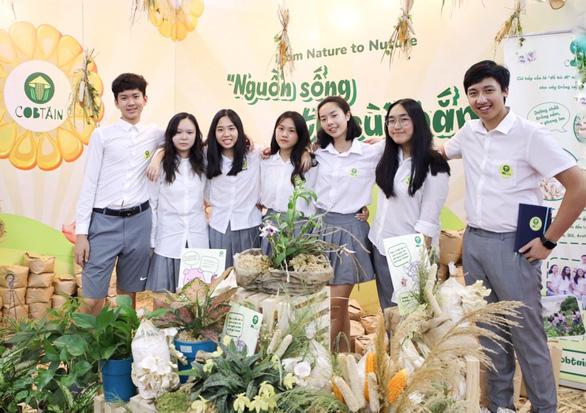 Vietnamese studentscrownedchampions of global entrepreneurshipcompetition